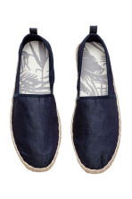 Espadrilles - Dark blue - Men | H&M 2