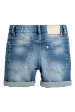 Denim shorts - Denim blue -  | H&M CA 3