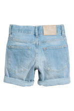 Denim shorts - Light denim blue - Kids | H&M 3