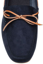 Moccasins - Dark blue - Men | H&M 3