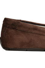 Moccasins - Dark brown - Men | H&M 4