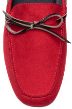 Moccasins - Red - Men | H&M 3