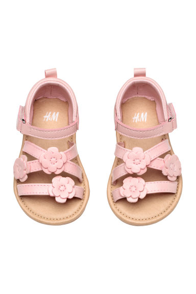 Sandals - Light pink - Kids | H&M 1