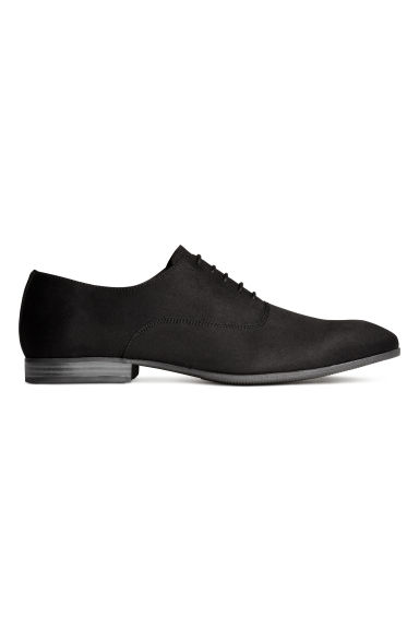 Oxford shoes - Black - Men | H&M CN