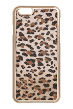 iPhone 6/6s case - Leopard print - Ladies | H&M 1