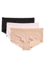 3-pack shortie briefs - Chai - Ladies | H&M 2