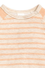 Top and shorts - Beige/Apricot - Kids | H&M 3
