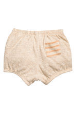 Top and shorts - Beige/Apricot - Kids | H&M 2