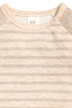 Top and shorts - Beige/Grey - Kids | H&M 3