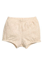 Top and shorts - Beige/Grey - Kids | H&M 2
