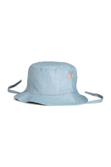 Fisherman's hat - Light dusky blue - Kids | H&M CN 1