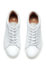 Sneakers - Wit - HEREN | H&M BE 2