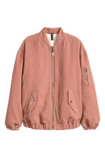 Bomber jacket - Nougat - Ladies | H&M CN 2