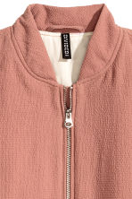 Bomber jacket - Nougat - Ladies | H&M CN 3