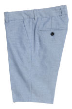 Suit shorts - Blue marl -  | H&M CN 3