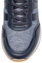 Sneakers - Blu scuro - UOMO | H&M IT 3