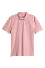 Polo shirt - Pale pink - Men | H&M 2