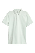Polo shirt - Mint green - Men | H&M IE 2