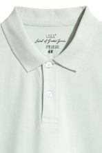 Polo shirt - Mint green - Men | H&M IE 3