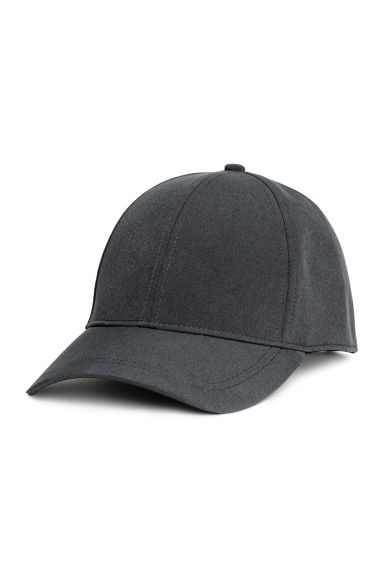 Sports cap - Dark grey - Men | H&M 1