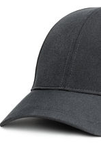 Sports cap - Dark grey - Men | H&M 2