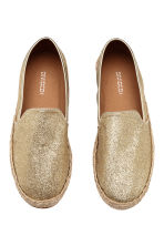 Espadrilles - Gold - Ladies | H&M 2