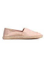 Espadrilles - Old rose - Ladies | H&M CN 1