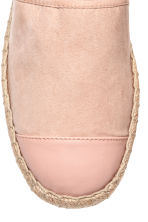 Espadrilles - Old rose - Ladies | H&M CN 3