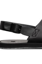 Sandals - Black - Men | H&M CN 4