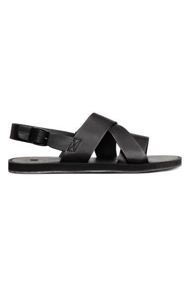 Sandals - Black - Men | H&M CN 1