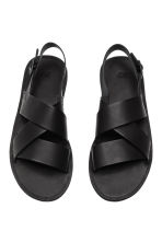 Sandals - Black - Men | H&M CN 2