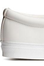 Slip-on trainers - White - Ladies | H&M 3