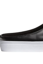 Sneakers slip-on - Nero - DONNA | H&M IT 4