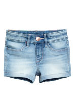 Denim shorts - Light denim blue -  | H&M 2