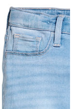 Superstretch Satin Jeans - Blu denim chiaro - BAMBINO | H&M IT 5
