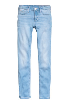 Superstretch Satin Jeans