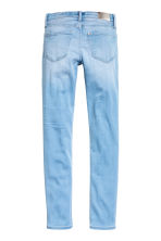 Superstretch Satin Jeans - Bleu denim clair - ENFANT | H&M FR 3