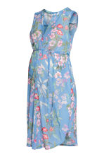 MAMA Sleeveless tunic - Light blue/Floral - Ladies | H&M 2