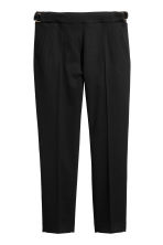 Suit trousers - Black - Ladies | H&M 1