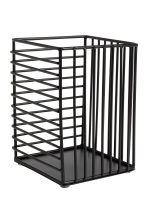 Metal wire basket - Black - Home All | H&M CA 1