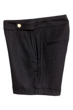 Tailored shorts - Black - Ladies | H&M 3