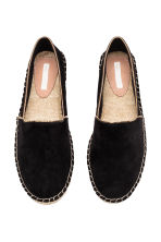 Espadrilles - Black - Ladies | H&M CN 3