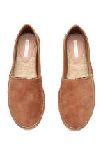 Espadrilles - Brown - Ladies | H&M CA 2