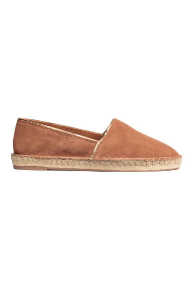 Espadrillas - Marrone -  | H&M IT