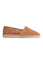 Espadrilles - Brown - Ladies | H&M CA 1