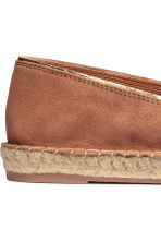 Espadrilles - Brown - Ladies | H&M 4