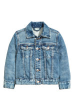 Denim jacket - Denim blue - Kids | H&M CN 2