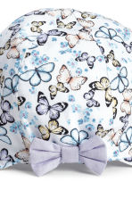 Sun hat - White/Butterflies - Kids | H&M 5