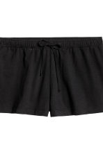 2-pack pyjama shorts - Black/Stars - Ladies | H&M 2