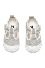 Sandals - Natural white marl -  | H&M CN 2